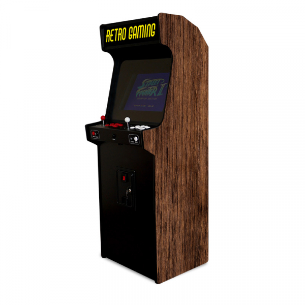 Borne d'arcade Bois