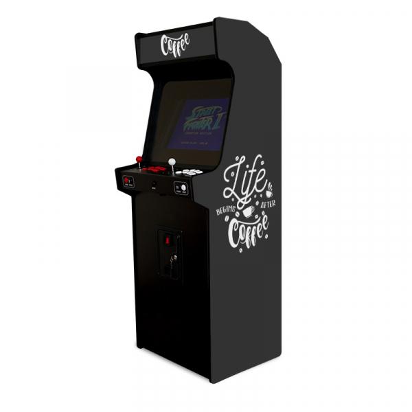 Borne d'arcade Coffee
