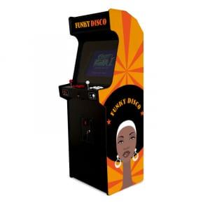 Borne de jeux d'arcade – Funky