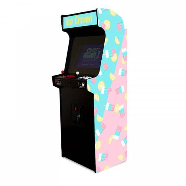 Borne d'arcade Ice Cream