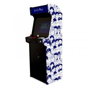 Borne d'arcade People