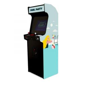 Borne d'arcade Pool