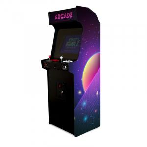 Borne d'arcade - neon