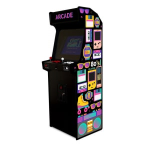 Borne d'arcade Eighties