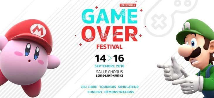 Game Over Festival