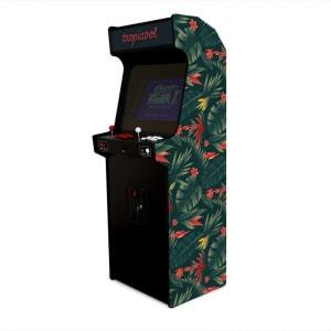 Borne d'arcade - tropicool