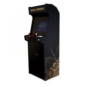 Borne d'arcade Black Mandala