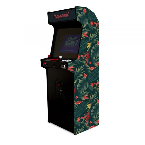 Borne d'arcade Tropicool