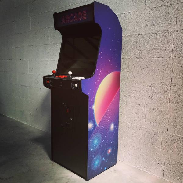 Borne d'arcade Neon