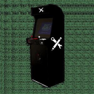 Ma borne d'arcade personnalisée