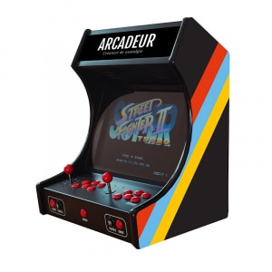 Bartop Pandora Box 6 – jusqu'à 1300 jeux