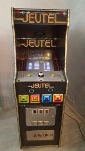 borne arcade arkanoid