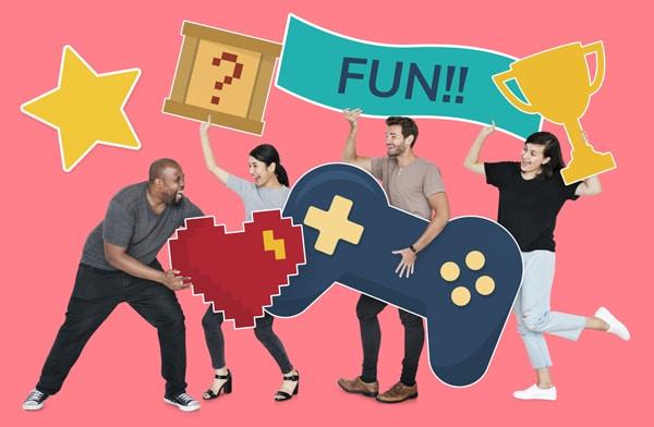 animation jeux noel