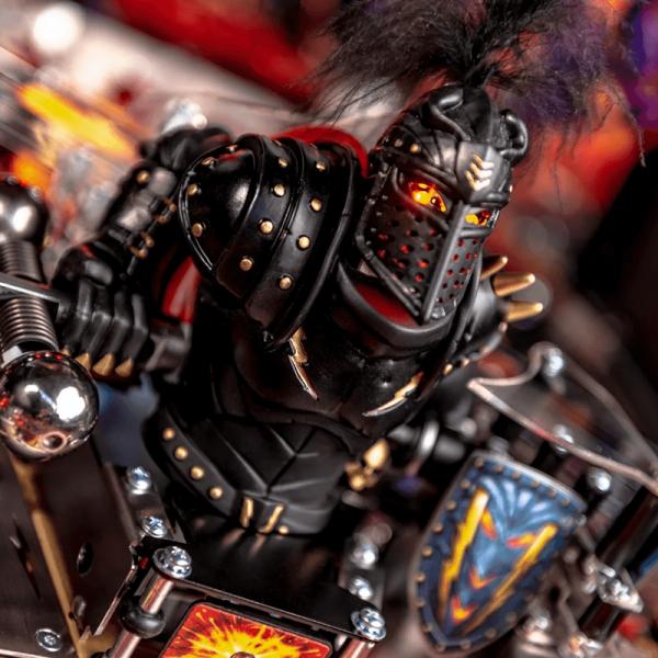 Flipper Black Knight : Sword of Rage Pro – Stern
