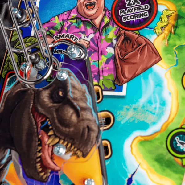 Flipper Jurassic Park Pro – Stern