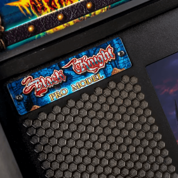 Flipper Black Knight : Sword of Rage Pro – Stern