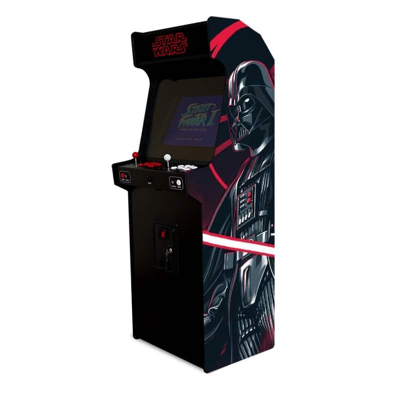 borne arcade dark vador