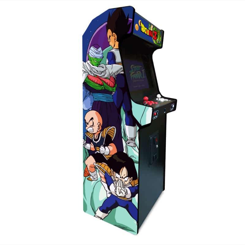 borne arcade dragon ball Z