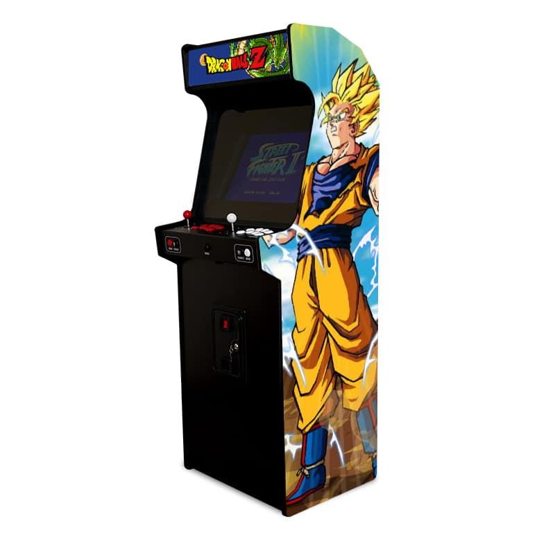 borne arcade dragon ball