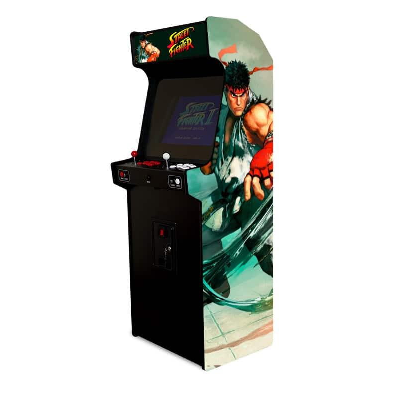 borne arcade street fighter 2