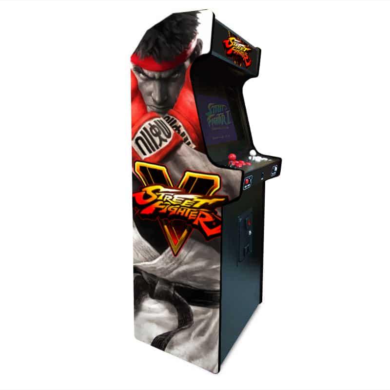 borne arcade street fighter