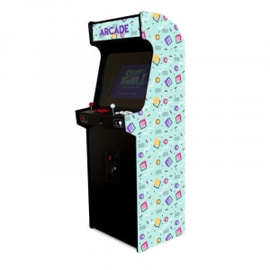 Borne de jeux d'arcade – Memphis Bleu