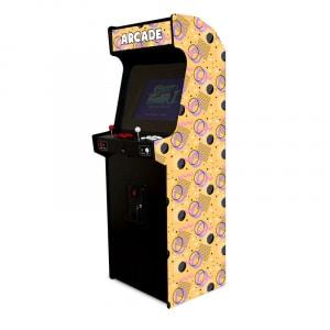 Borne de jeux d'arcade – Memphis Orange