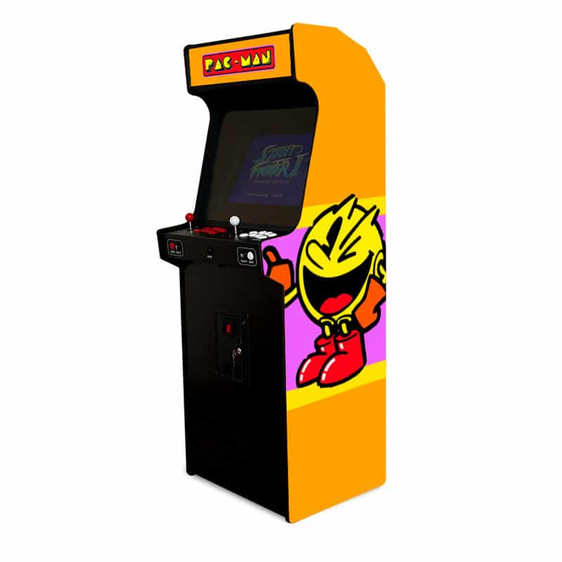 borne-d-arcade-pac-man