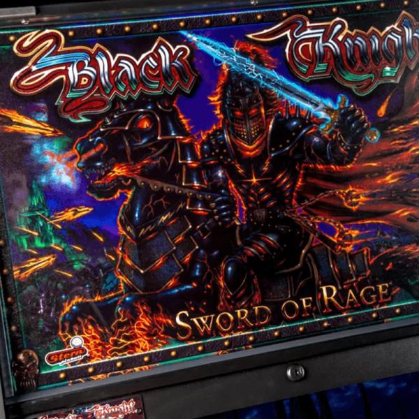 Flipper Black Knight : Sword of Rage Premium