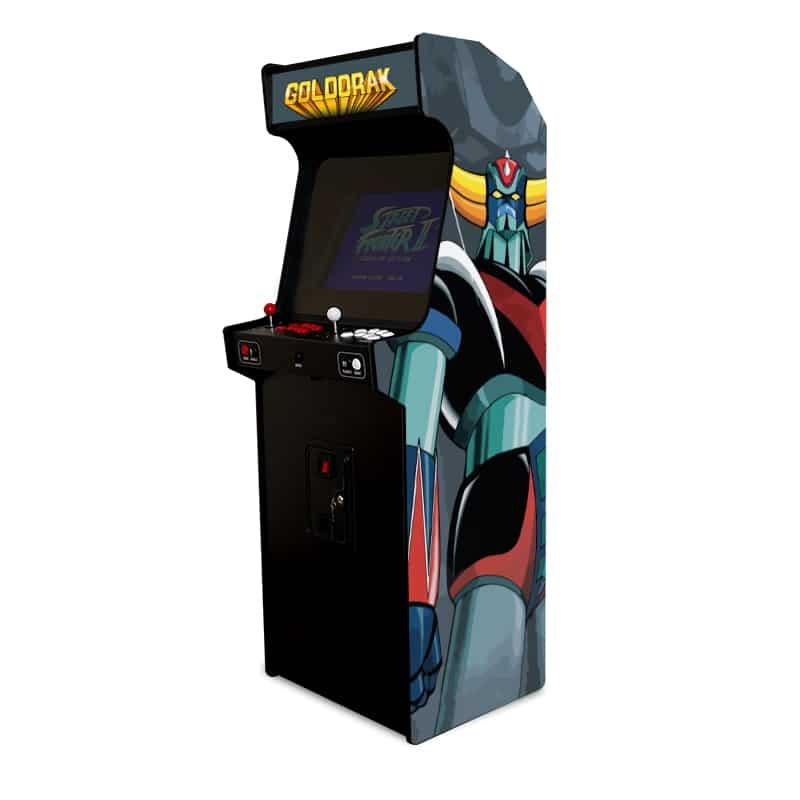 borne arcade goldorak
