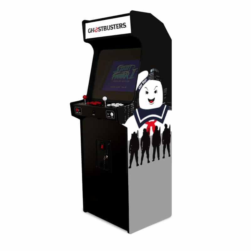 borne-arcade-ghostbuster