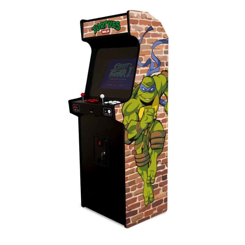 borne-arcade-tortues-ninja