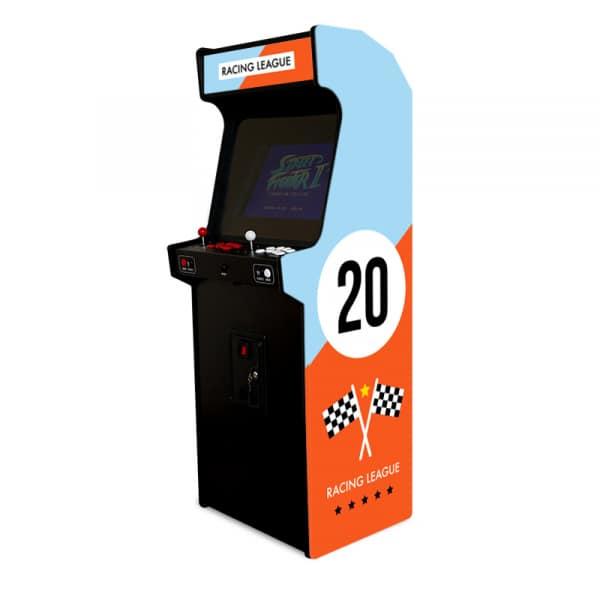 Borne d'arcade Racing