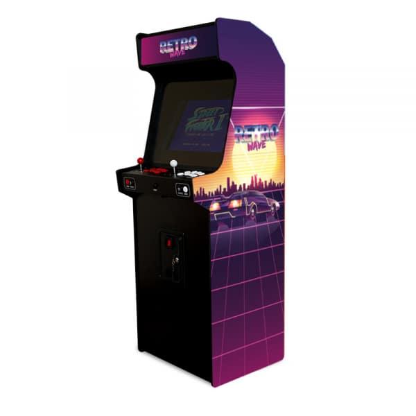 Borne d'arcade Retro Wave