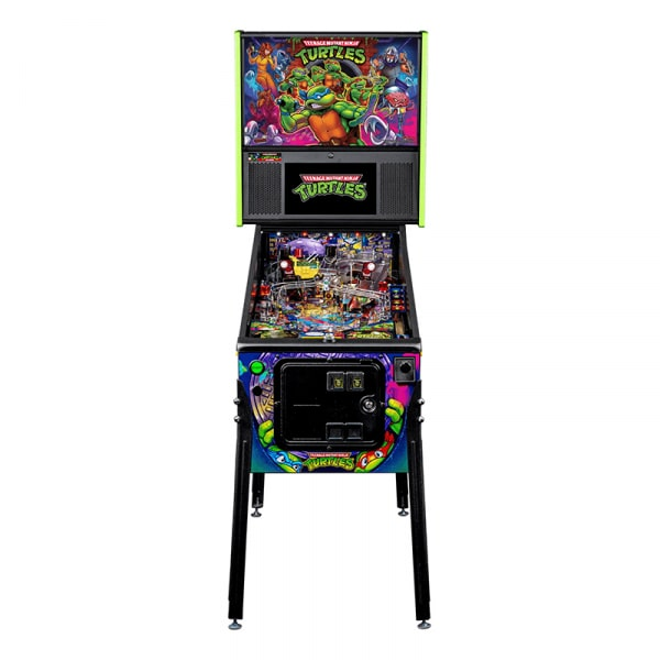Flipper Teenage Mutant Ninja Turtles Pro Stern