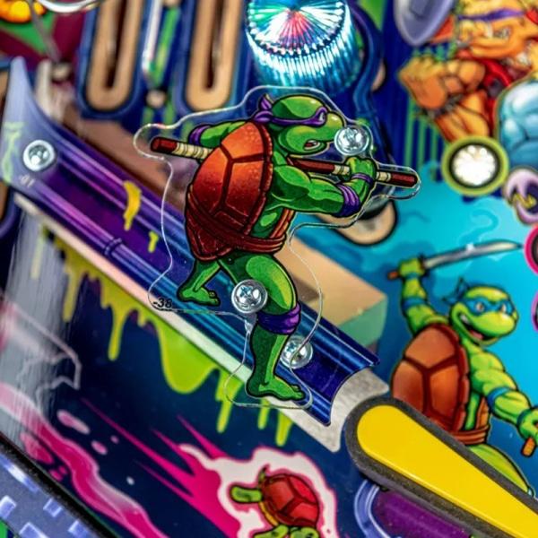 Flipper Teenage Mutant Ninja Turtles Premium Stern