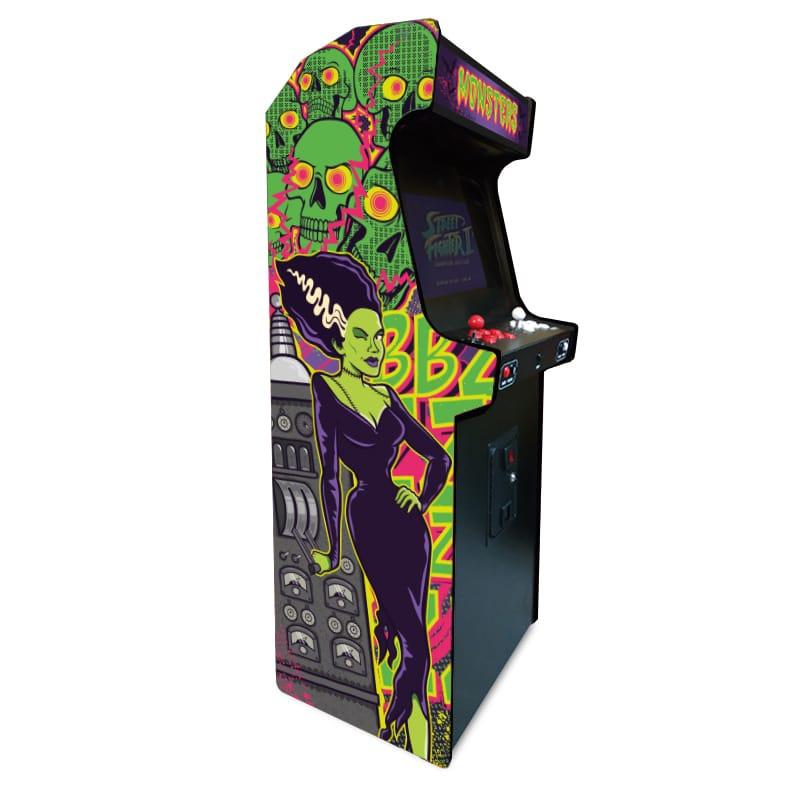 Borne d'arcade Monsters
