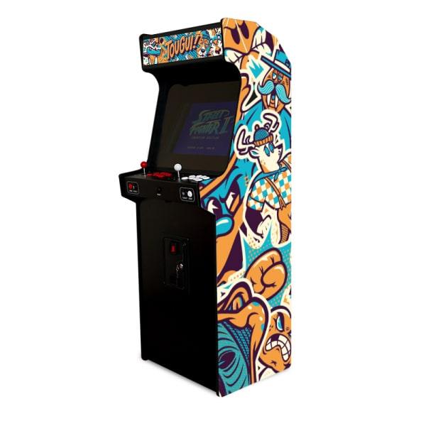 Borne d'arcade Tougui