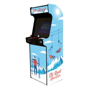 Borne d'arcade Mountain intégrale